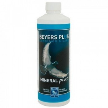 Beyers Mineral Plus 400 ml