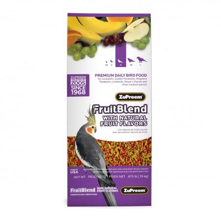 FruitBlend Flavor Premium Bird Fook S-periquitos agapornis