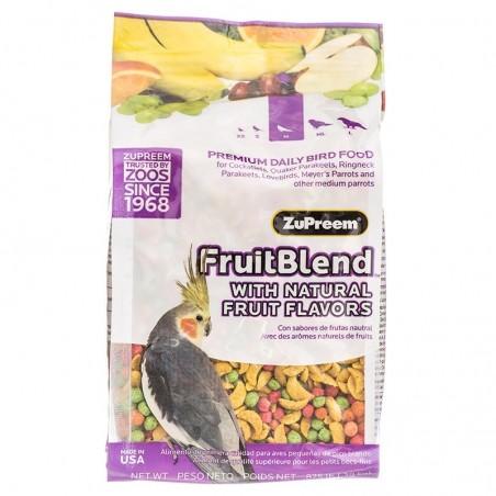 FruitBlend Flavor Premium. Periquitos agapornis