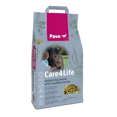 Pienso para caballos Pavo Care4Life 15Kg