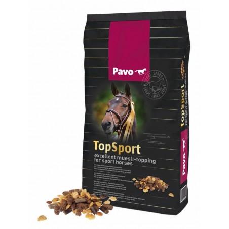 Pienso para caballos Pavo TopSport 15Kg
