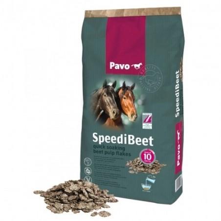 Pienso para caballos Pavo SpeediBeet 15Kg