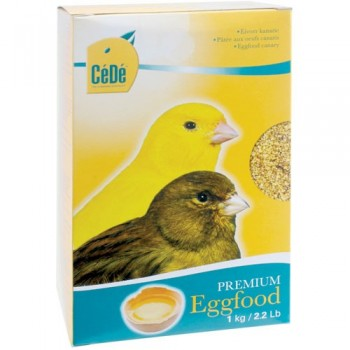 CÉDÉ Premium Eggfood 5Kg + 500Grs GRATIS