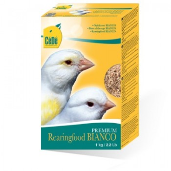CÉDÉ Rearingfood Blanco 5Kg + 500grs GRATIS