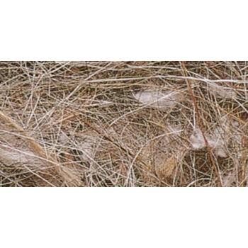 Fibra natural nido. Coco-algodón-sisal