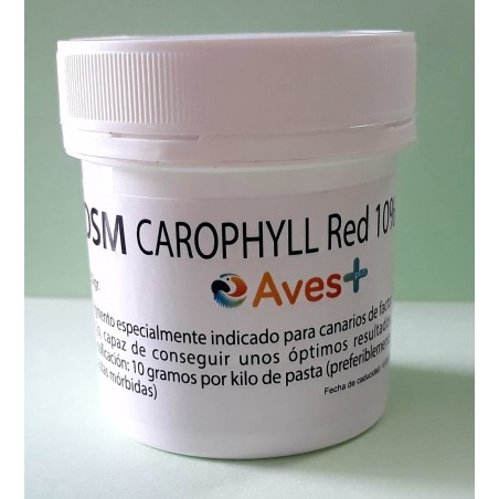 Carophyll red