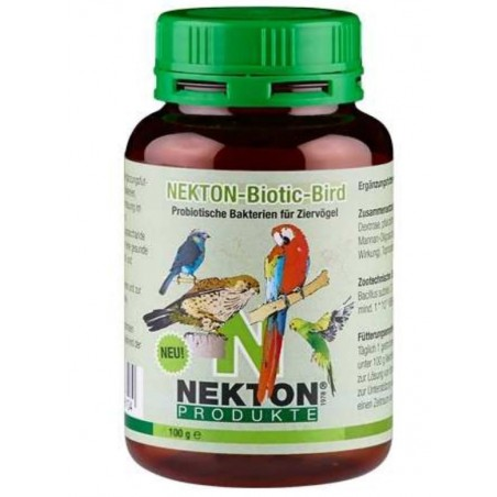 Nekton Biotic Bird para pájaros
