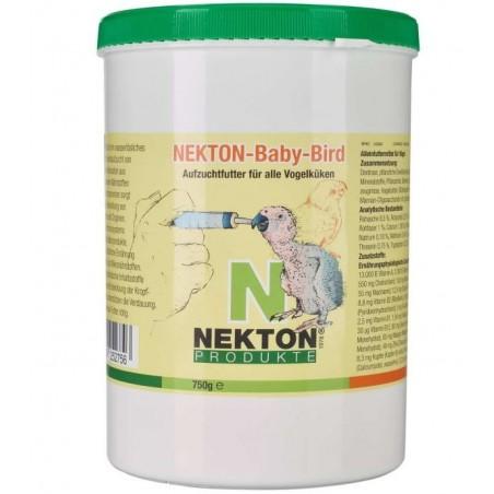 Papillas para aves de Nekton