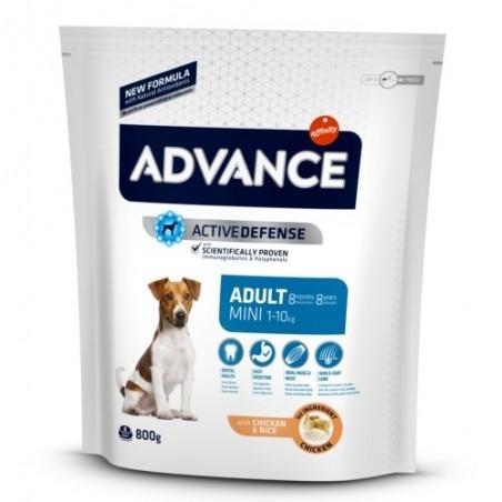Pienso advance mini perro