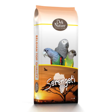 Alimento para loros Nº20 Serengeti Beyers 15Kg