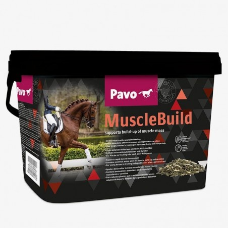 Pienso Pavo MuscleBuild 3Kg