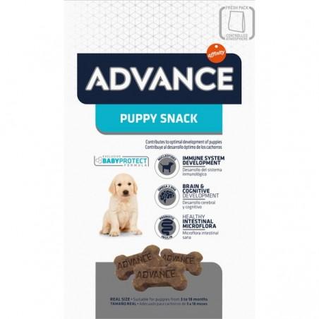Snack para perros Puppy Advance