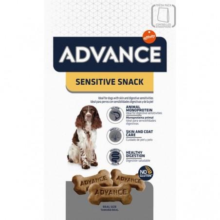 Galletas para perros Sensitive Advance