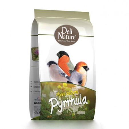 Mixtura para aves Deli Nature Pyrrhula (Camachuelos) 2Kg