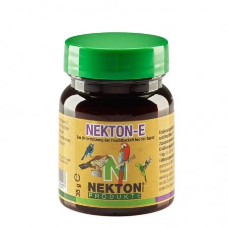 Vitaminas NEKTON E para aves 35 gramos