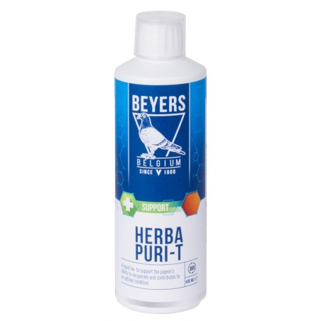 Suplemento para palomas HERBA PURI T Beyers 400ml