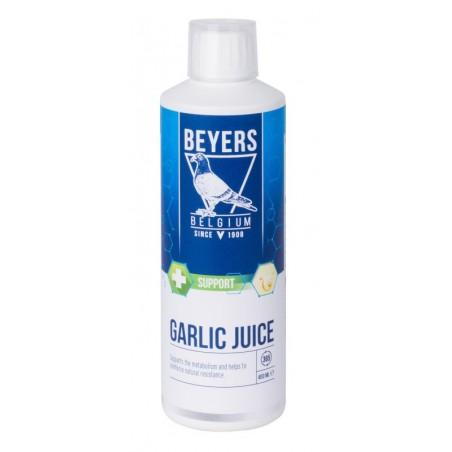 Suplemento para palomas GARLIC JUICE Beyers 400ml