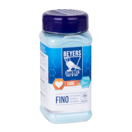 Sales de baño para palomas FINO Beyers 660g