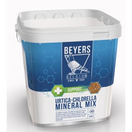 Mixtura palomas URTICA-CHLORELLA Mineral Mix Beyers 5kg