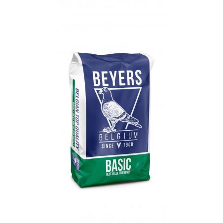 Mixtura palomas Basic 4 estaciones Beyers 25kg
