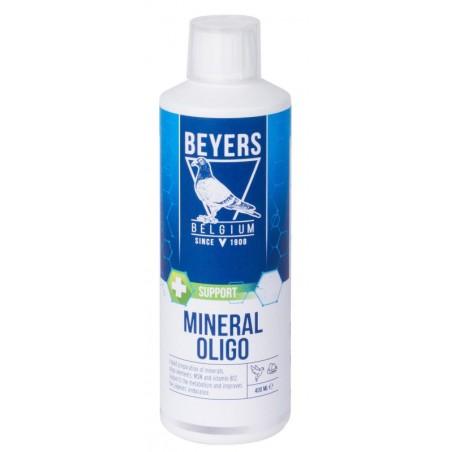 Suplemento para palomas Mineral-Oligo Beyers 400ml