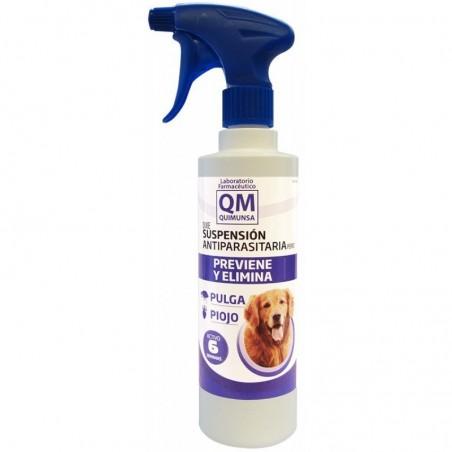Spray antiparasitario para perros Quimunsa 500ml