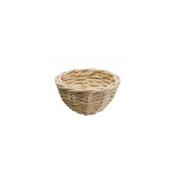 Fondo para nido en mimbre d.9