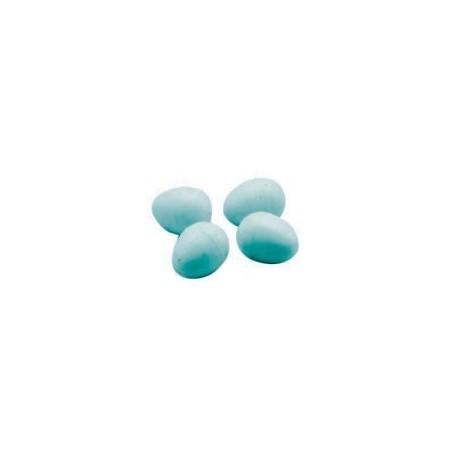 Huevo pequeno azul-verde