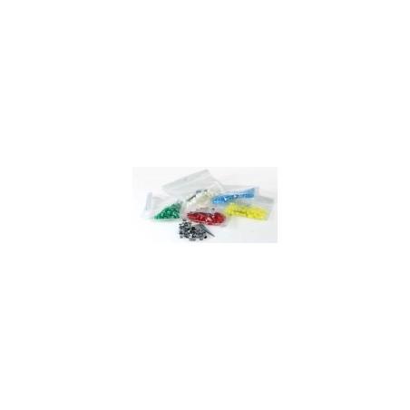 Anillas en plàstico monocolor d 3mm