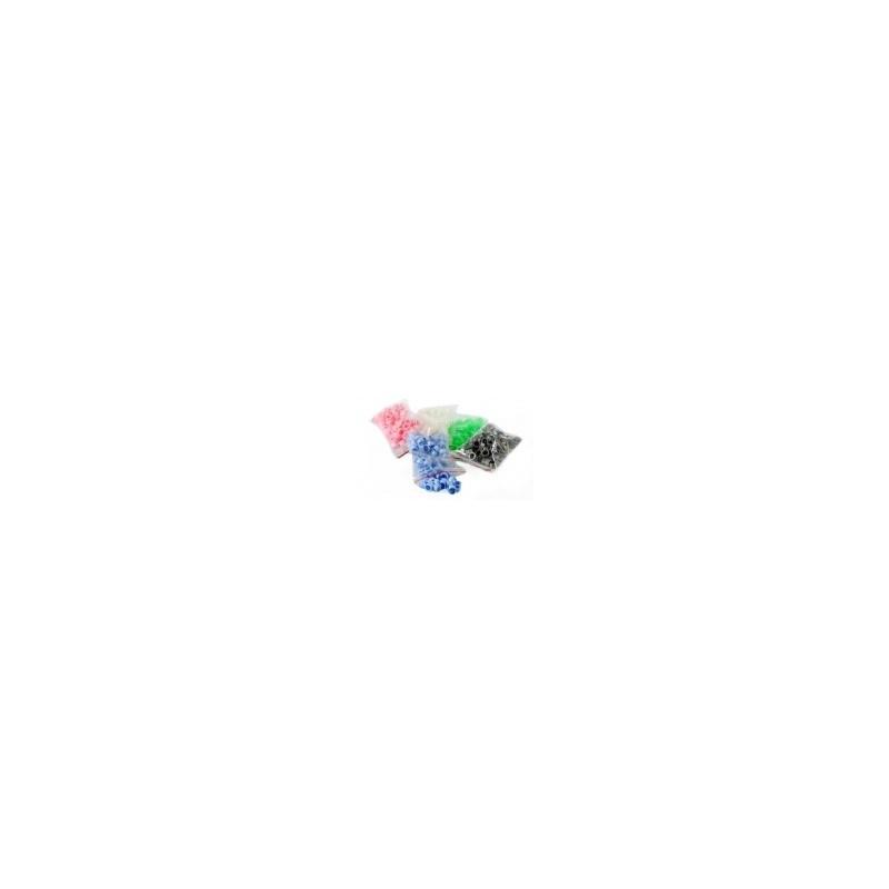 Anillas abierta en plastica d 8 / 12 / 16 mm