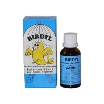 BIRDYL. Limpieza de Pluma aves