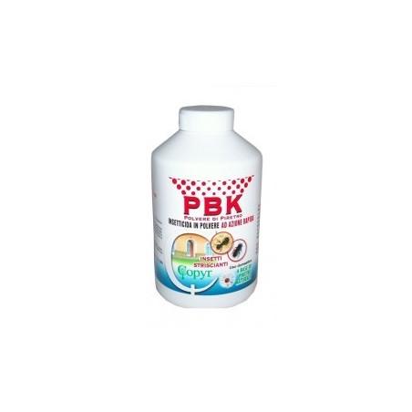 PBK Insecticida para nidos y pájaros