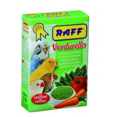 VERDURELLO - RAFF  400Grs